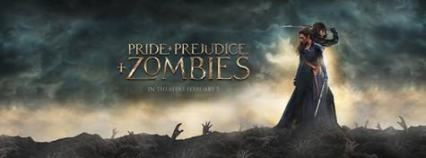 Zombies Take a Chomp at Austen's Classic Novel