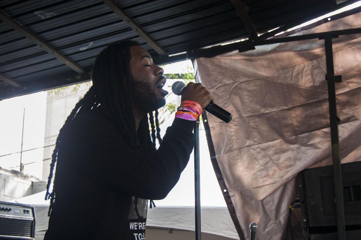 D.R.A.M. performed at this year's South by Southwest music festival in Austin, Texas.