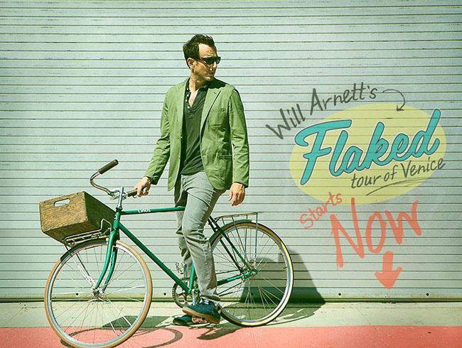 Flaked+is+the+new+Netflix+series+created+by+and+starring+Will+Arnett+as+the+lead.