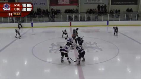 Hockey Nationals Day 2: Utah State 5-4 NYU