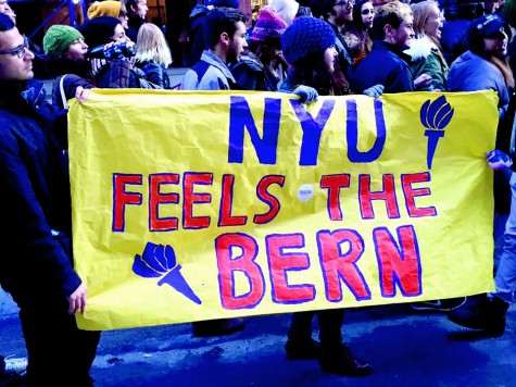 Bernie Campaign Takes on Brooklyn