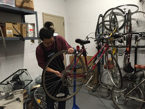The Students Fixing Bike Shares