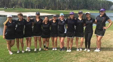 Golf Takes Third Place Post-Spring Break