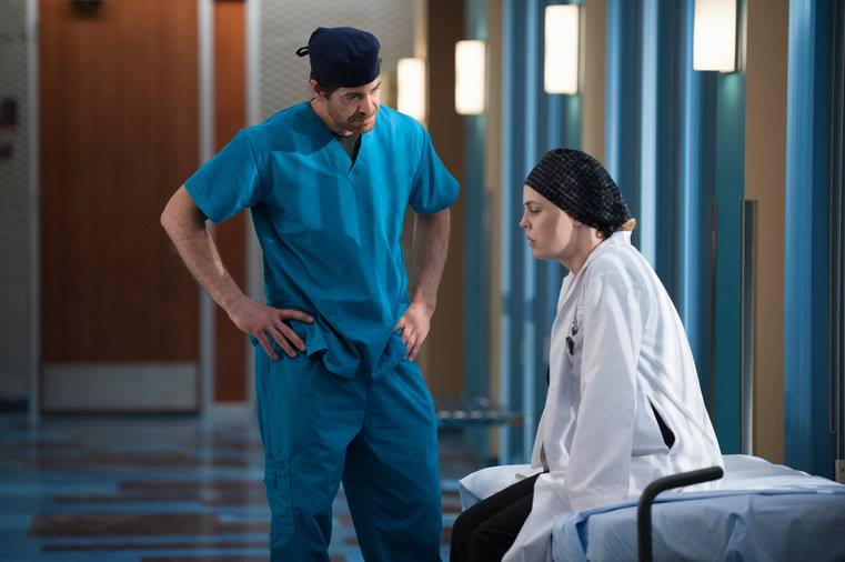 Don+Hany+and+Melissa+George+portray+doctors+in+NBC%27s+new+drama%2C+%22Heartbeat%22.