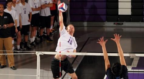 Volleyball Splits at UVC Crossover