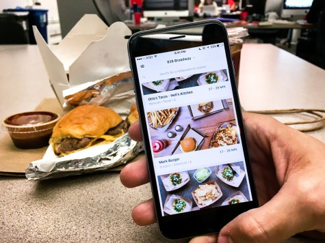 Every Move Your Food Makes, UberEATS Is Biking It