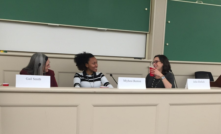 NYU+Law+held+a+panel+to+talk+about+the+mistreatment+incarcerated+women+being+pregnant+in+jail.+