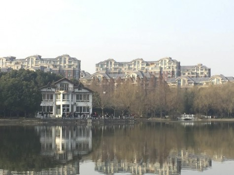 Shanghai: A Walk in the Park