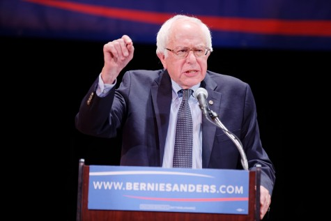 Bernie Sanders Is Coming to Washington Square Park Next Week