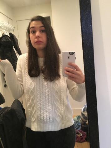 My first attempt a mirror selfie