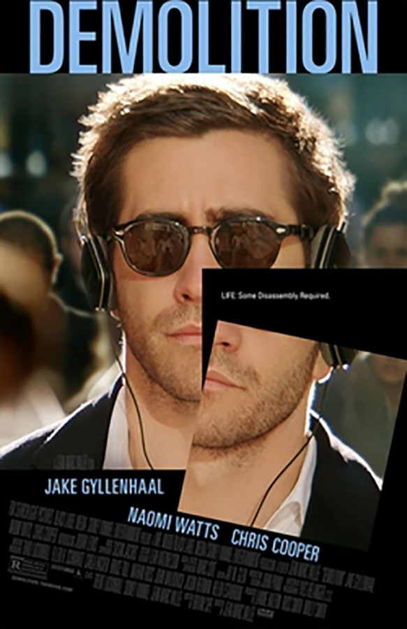 Jean+Marc+Vallee%E2%80%99s+film+Demolition+follows+the+story+of+Davis+Mitchell%2C+portrayed+by+Jake+Gyllenhaal%2C+as+he+goes+through+an+existential+crisis.