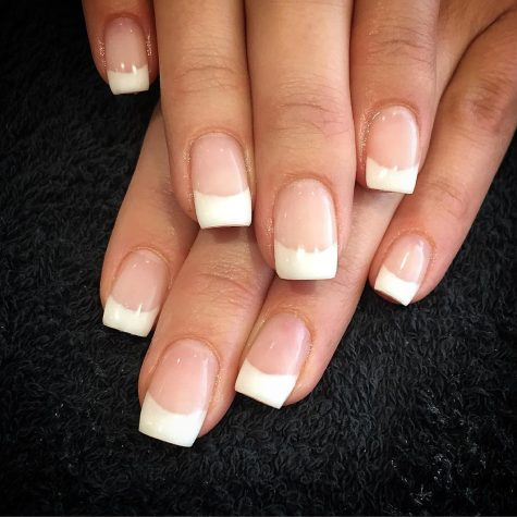 In The Warmer Months Fashionistas Are Opting For Lighter And Brighter Hues On Their Manicures Than Moody Dark Shades Of Winter