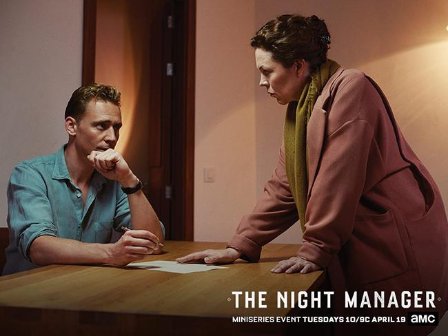 AMC%E2%80%99s+miniseries+%E2%80%9CThe+Night+Manager%E2%80%9D+is+a+captivating+mystery+adapted+from+John+le+Carre%E2%80%99s+novel.+