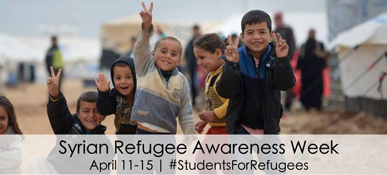 Syrian+Refugee+Awareness+Week+provides+the+opportunity+for+students+to+raise+awareness+of+refugee+crises+in+Syria.+