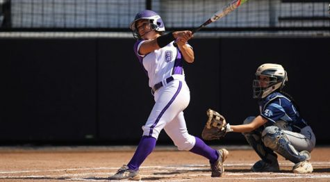 Softball's Big Bats Secure Doubleheader Sweep