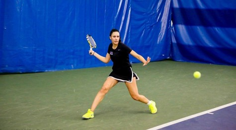 Tennis Inconsistent in Ohio Over the Weekend