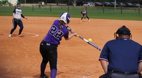 Softball Finishes 13-1 at Home