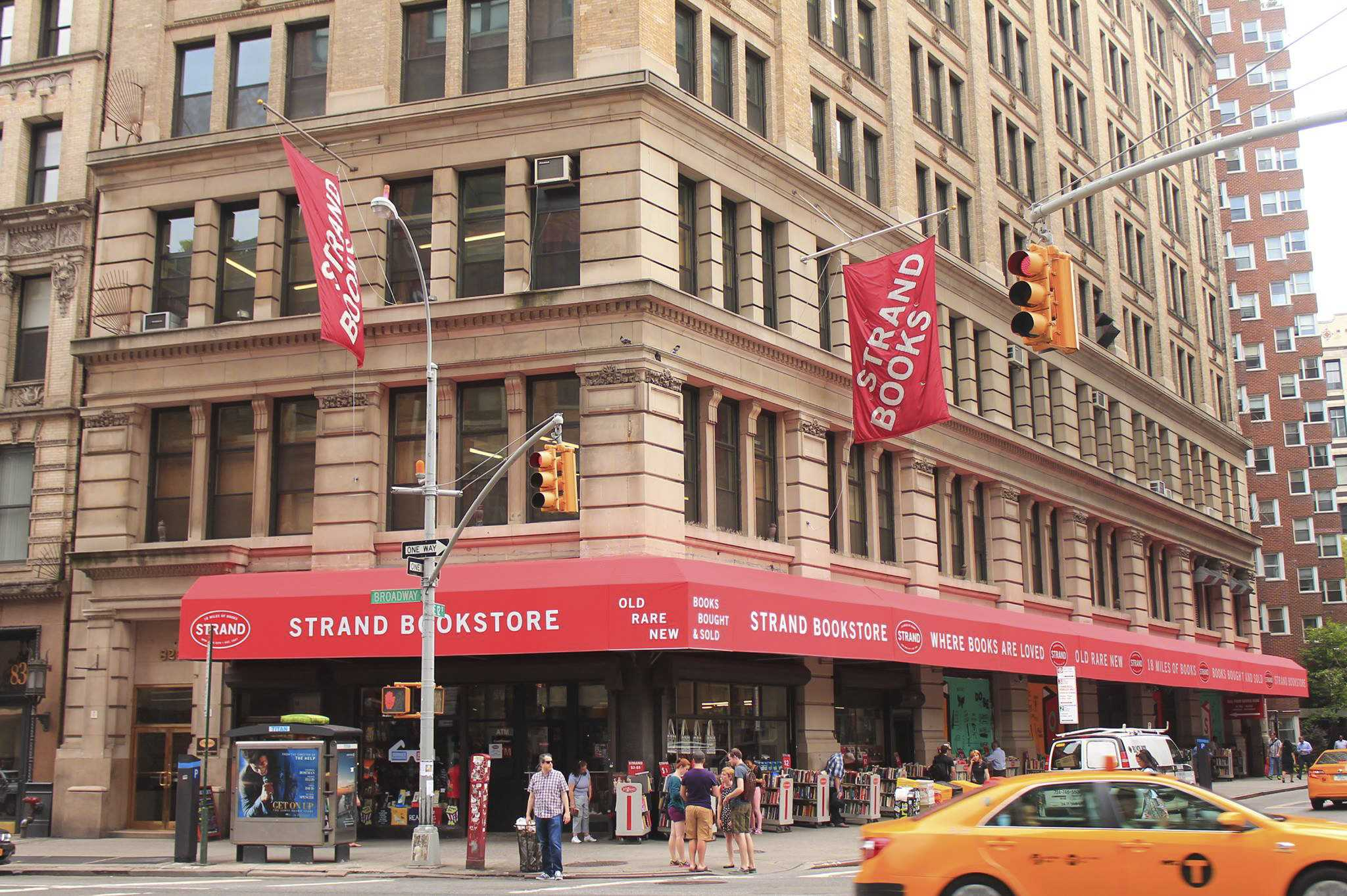 Last week, The Strand Bookstore in Greenwich Village hosted a panel on children's and young adult publishing.