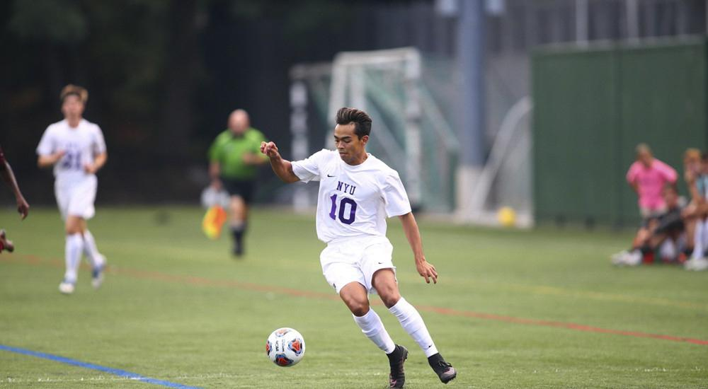 The weekend was eventful for both men's and women's soccer teams who played multiple games across the tri-state area.