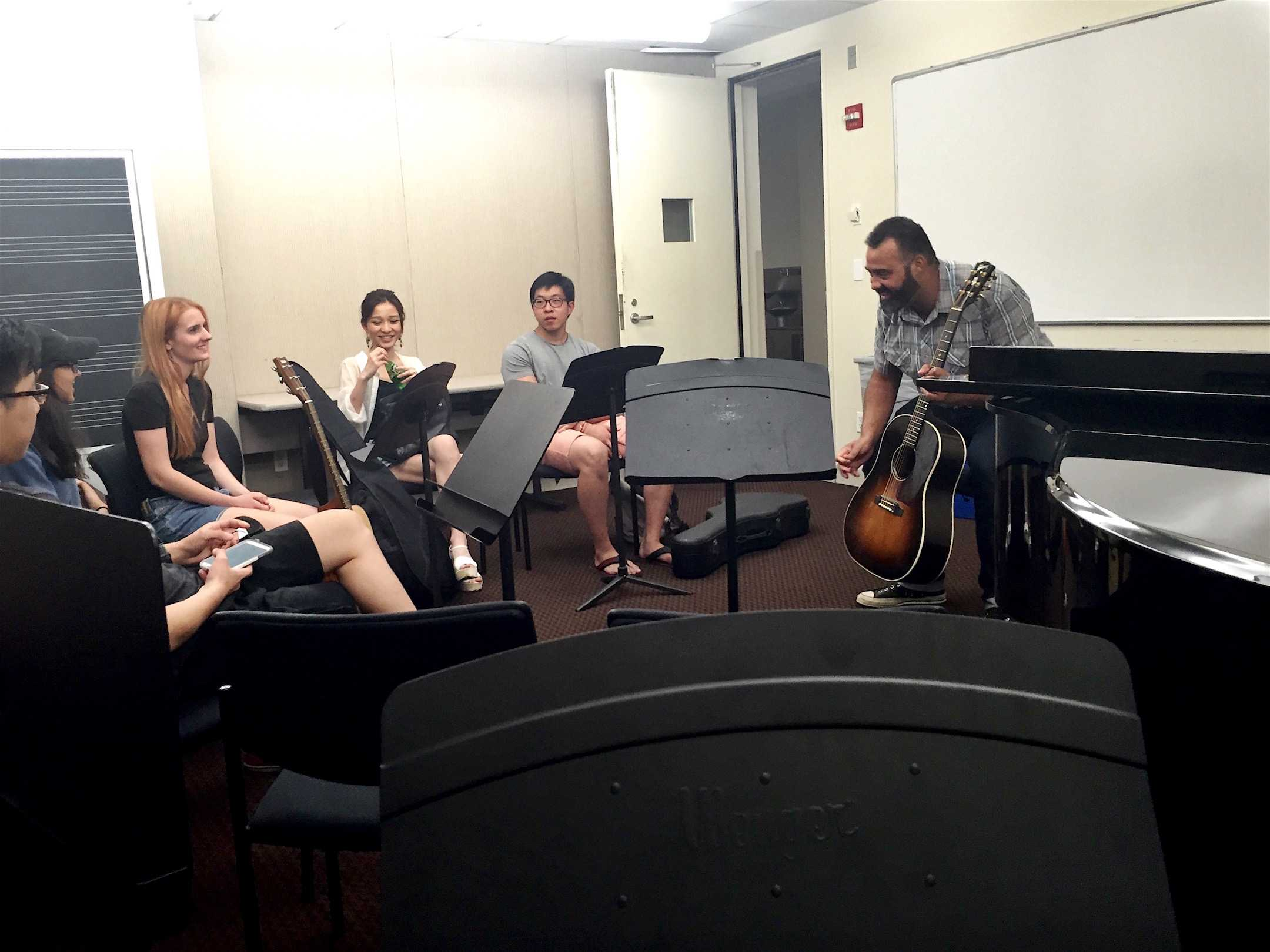 Steinhardt offers a number of individual and group music lessons for almost all instruments.