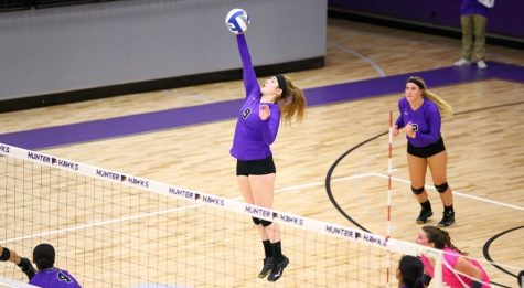 Volleyball Continues Mid-Season Tear