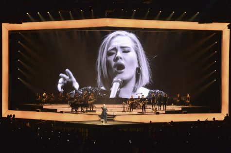 Adele Performs Soulful Confessions