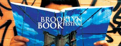 Touching Down at the Brooklyn Book Festival