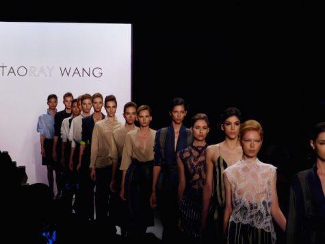 Taoray Wang S/S 2017