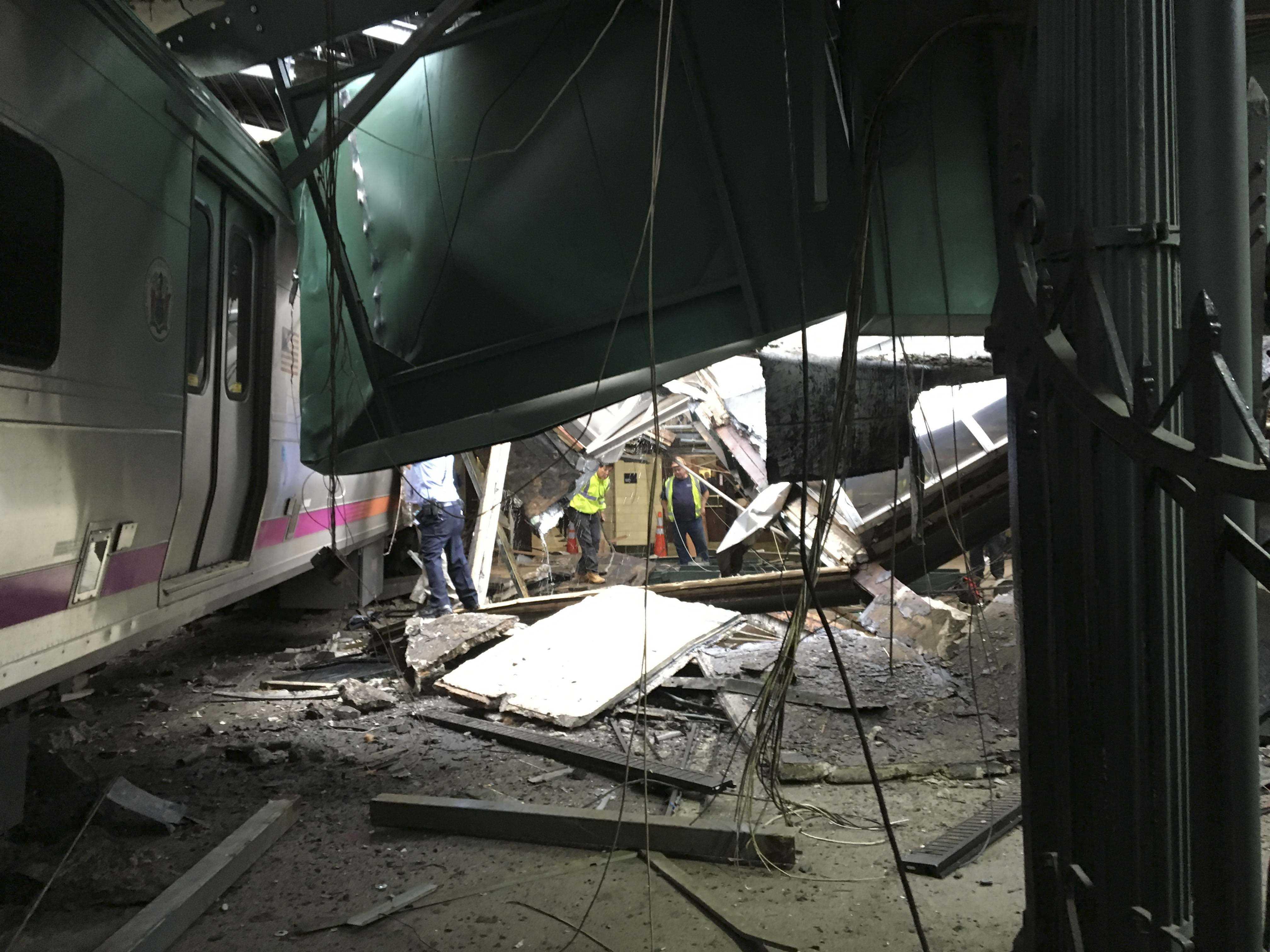 CAS alumna Allie Cai shares her experience of the Hoboken train crash.