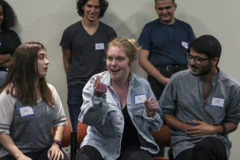 NYU's Improv Teams Search for New Performers