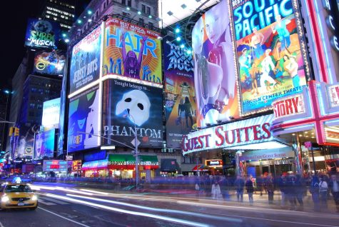 Bigger, Brighter, Better? Making the Broadway Leap of Faith