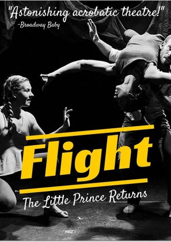 'Flight' Takes Physical Storytelling to New Heights