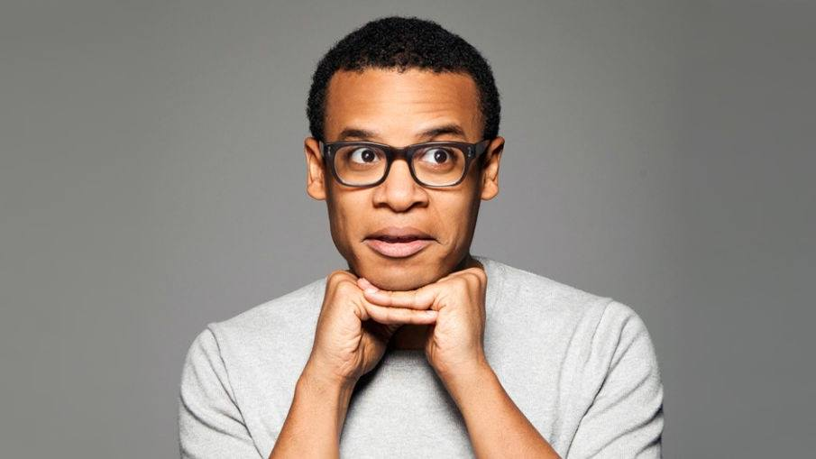Jordan Carlos is a comedian known for his reoccurring role on the Colbert Report and is a writer for The Nightly Show with Larry Wilmore.