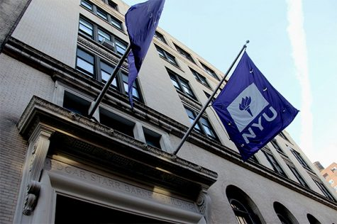 NYU Drops in U.S. News Rankings