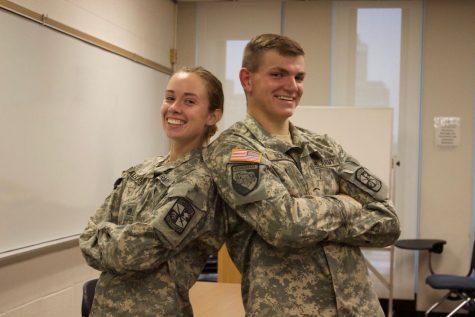 ROTC Program Trains Students for Future