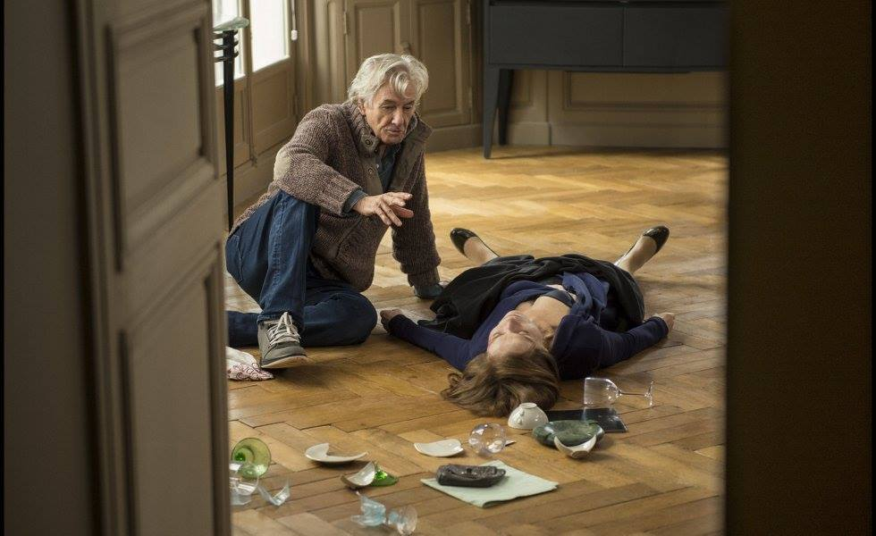 """Paul Verhoeven boldly explores the complexities of sexual violence and its consequences in """"Elle,"""" which screened in the fourth and final week of the New York Film Festival."""