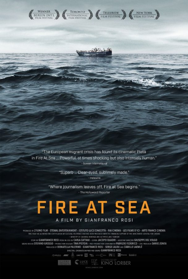 Directed+by+NYU+alumni+Gianfranco+Rosi%2C+%22Fire+at+Sea%22+won+the+Golden+Bear+at+the+66th+Berlin+International+Film+Festival.