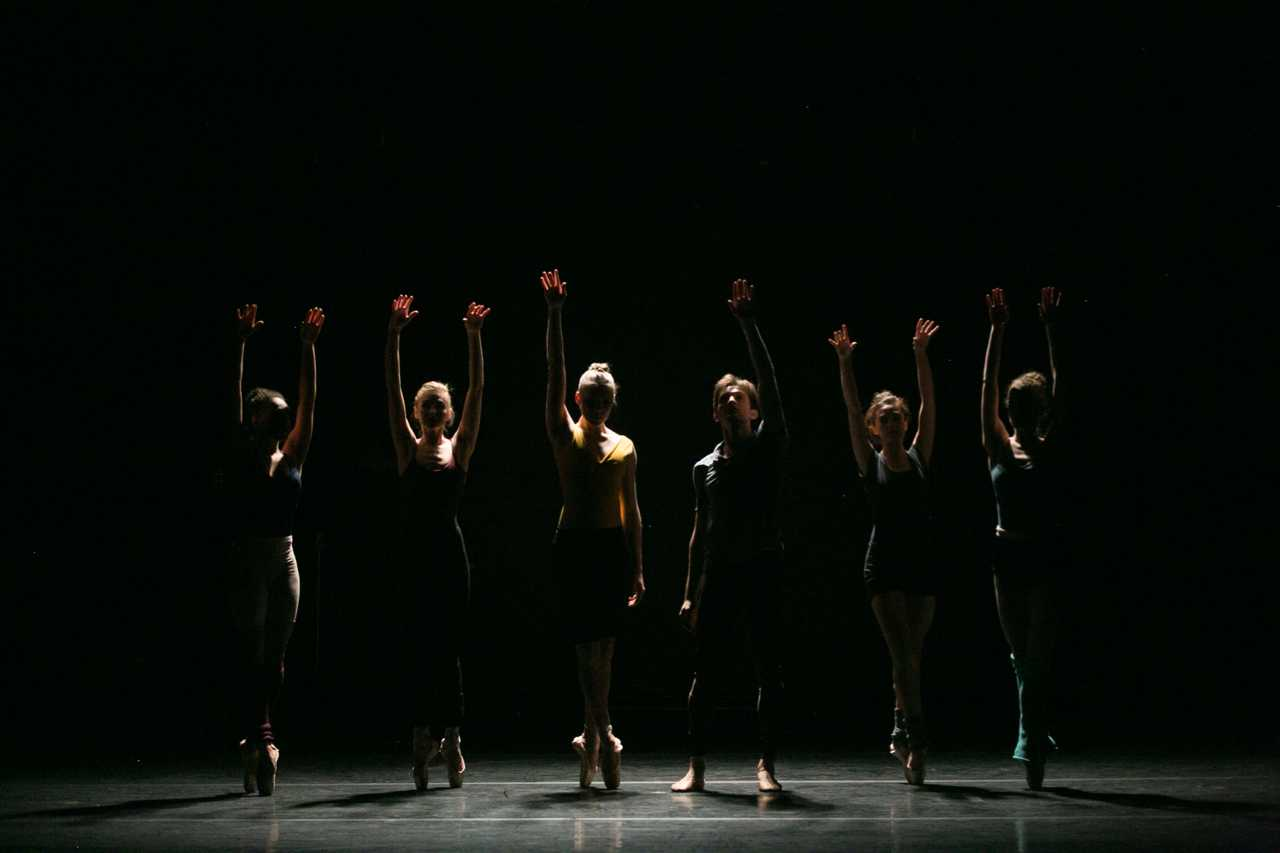 BalletCollective pushed the boundaries of the classical art form in its dynamic and atmospheric performance on the 27th of October.