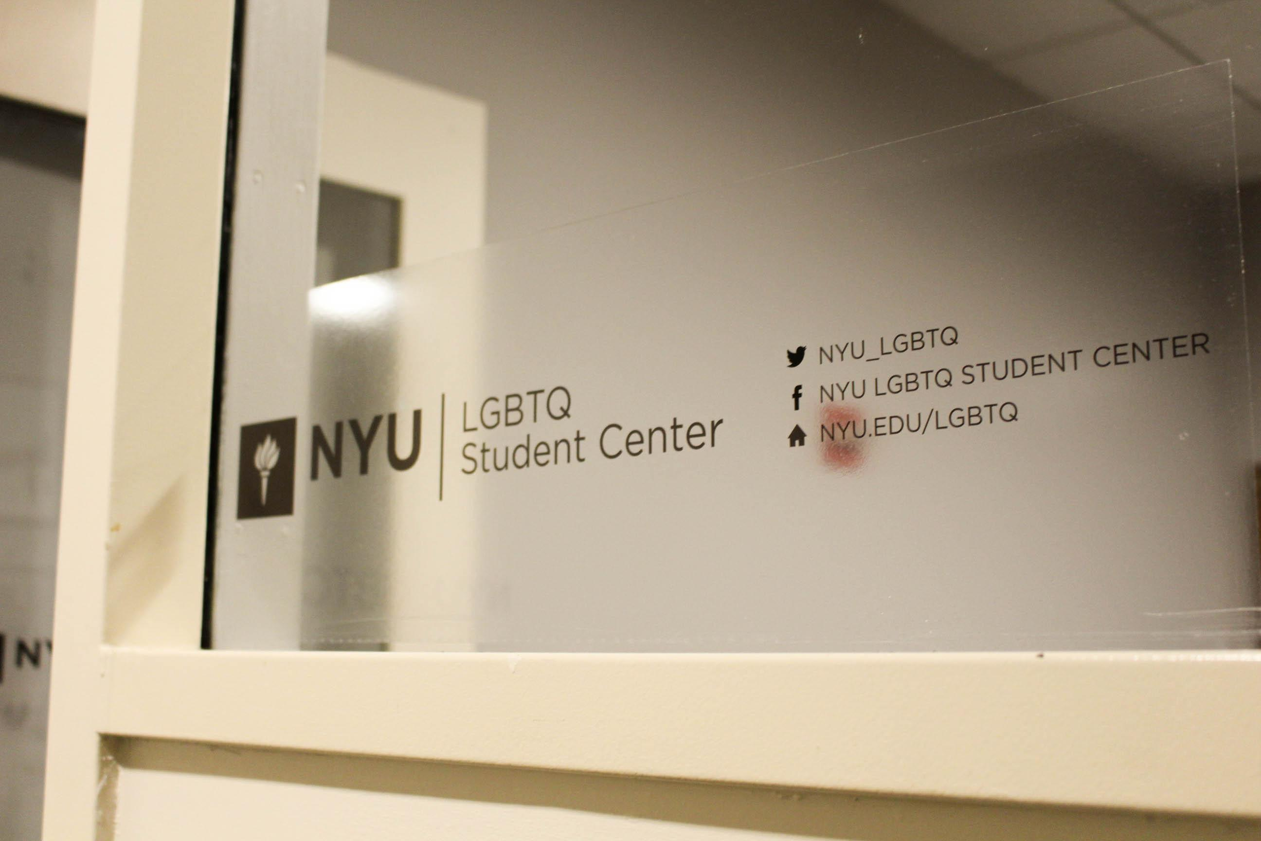 NYU provides many resources for the LGBTQ community, but some students feel as if it lacks trans-specific initiatives.