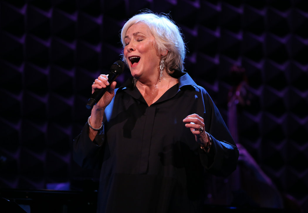 "Broadway icon Betty Buckley performed a variety of old and new Broadway show tunes this past week at Joe's Pub in her new cabaret show, ""Story Songs""."