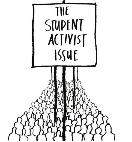 The Student Activist Issue