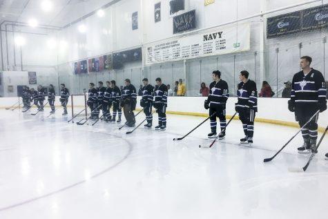 Hockey Stays Hot in Weekend Away