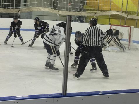 Violets Hockey Dominant in First Two Home Games