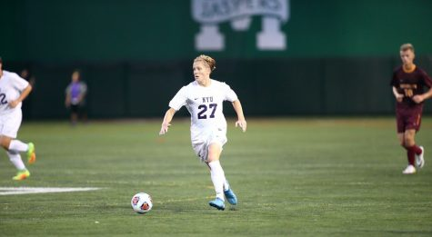 Soccer Kicks Off UAA Play