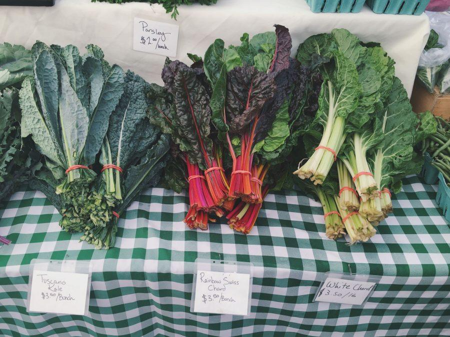 Kale+and+Swiss+Chard+at+Union+Square+Greenmarket.