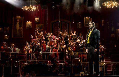 Tolstoy Meets Broadway in 'The Great Comet of 1812'