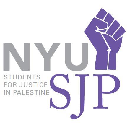 NYU Students Call For Justice in Palestine