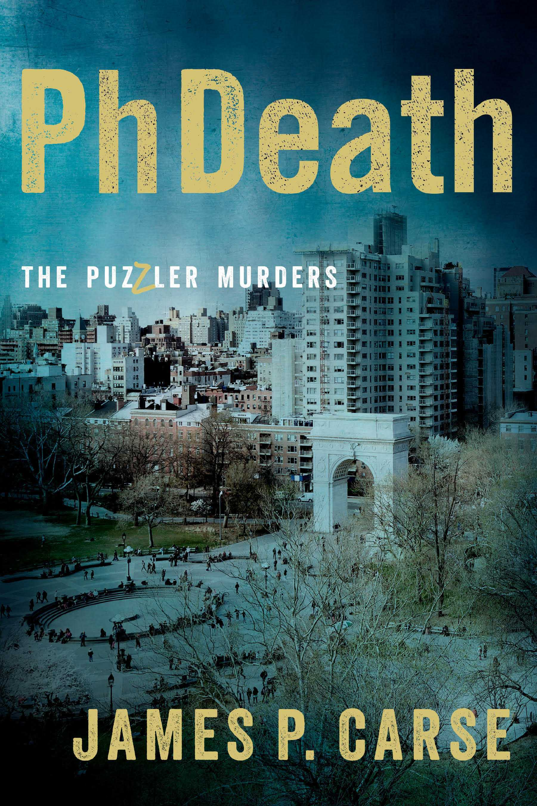 NYU students will find the setting of PHDeath especially relatable, it being the NYU campus.