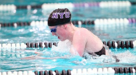 Women's Swimming and Diving Crushes