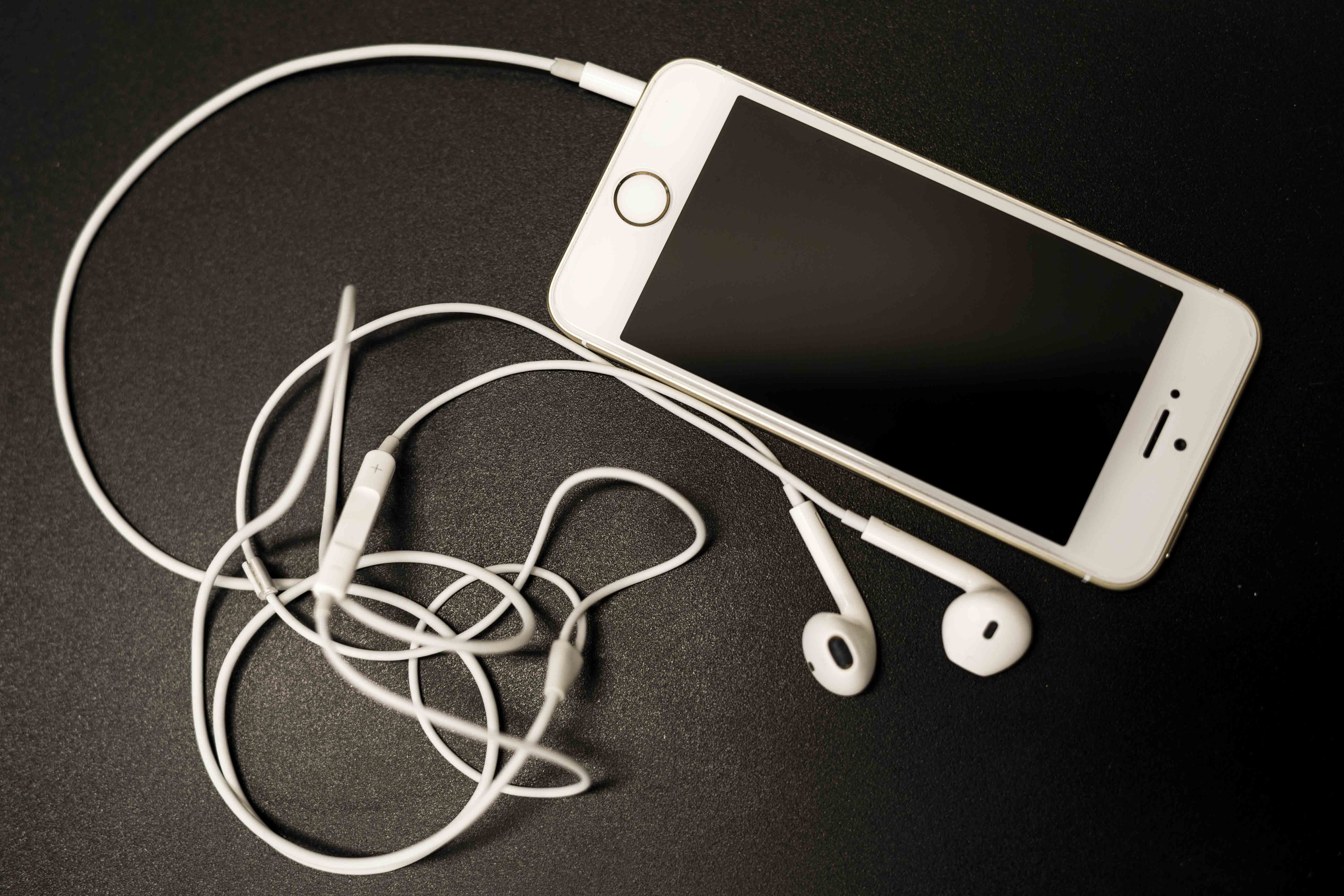 It turns out that iPhones are dirtier than toilets, so avoid the germs and use headphones or earphones instead.